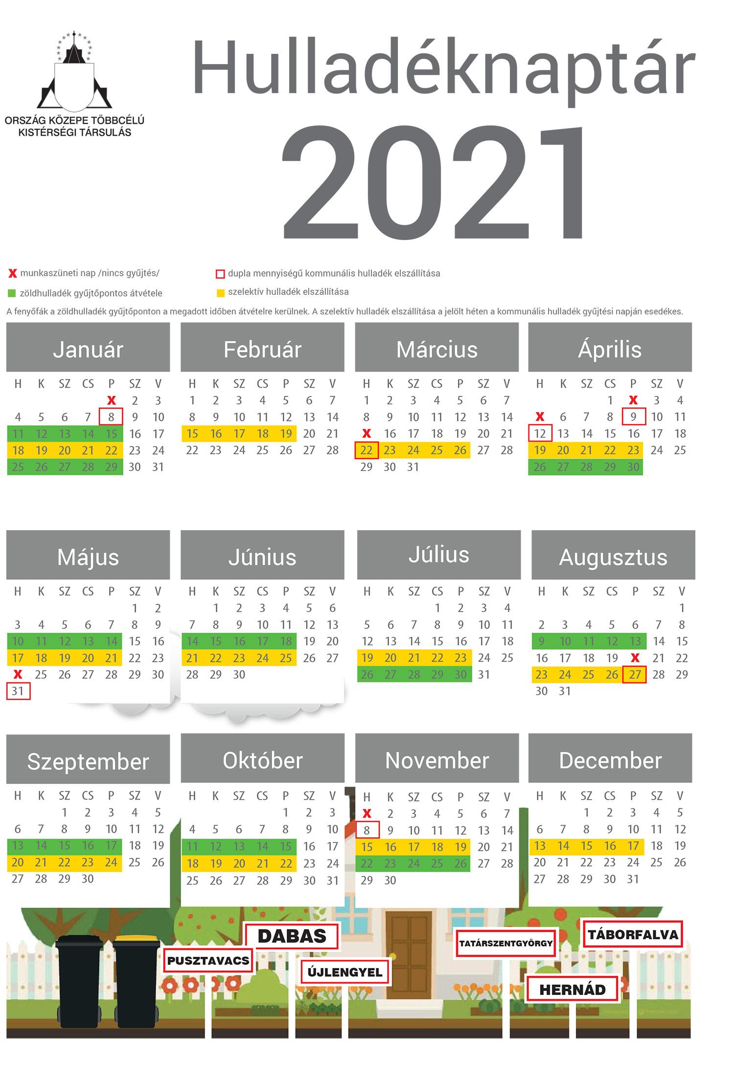 Hulladeknaptar 2021 1
